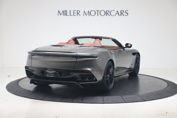 New 2020 Aston Martin DBS Superleggera Volante for sale $375,916 at Rolls-Royce Motor Cars Greenwich in Greenwich CT 06830 6