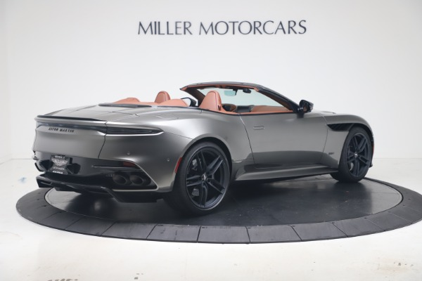 New 2020 Aston Martin DBS Superleggera Volante for sale $375,916 at Rolls-Royce Motor Cars Greenwich in Greenwich CT 06830 7