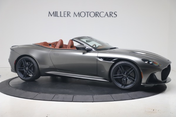 New 2020 Aston Martin DBS Superleggera Volante for sale $375,916 at Rolls-Royce Motor Cars Greenwich in Greenwich CT 06830 9