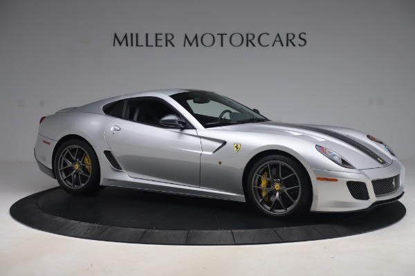 Used 2011 Ferrari 599 GTO for sale $699,900 at Rolls-Royce Motor Cars Greenwich in Greenwich CT 06830 10