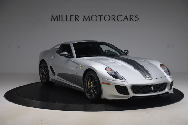 Used 2011 Ferrari 599 GTO for sale $699,900 at Rolls-Royce Motor Cars Greenwich in Greenwich CT 06830 11