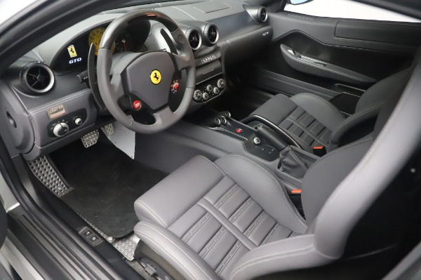 Used 2011 Ferrari 599 GTO for sale $699,900 at Rolls-Royce Motor Cars Greenwich in Greenwich CT 06830 13