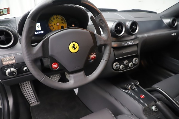 Used 2011 Ferrari 599 GTO for sale $699,900 at Rolls-Royce Motor Cars Greenwich in Greenwich CT 06830 16