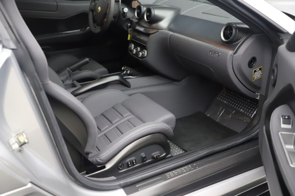 Used 2011 Ferrari 599 GTO for sale $699,900 at Rolls-Royce Motor Cars Greenwich in Greenwich CT 06830 19