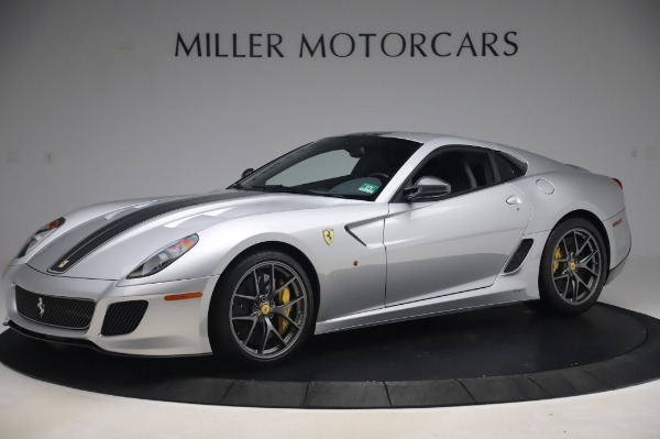Used 2011 Ferrari 599 GTO for sale $699,900 at Rolls-Royce Motor Cars Greenwich in Greenwich CT 06830 2