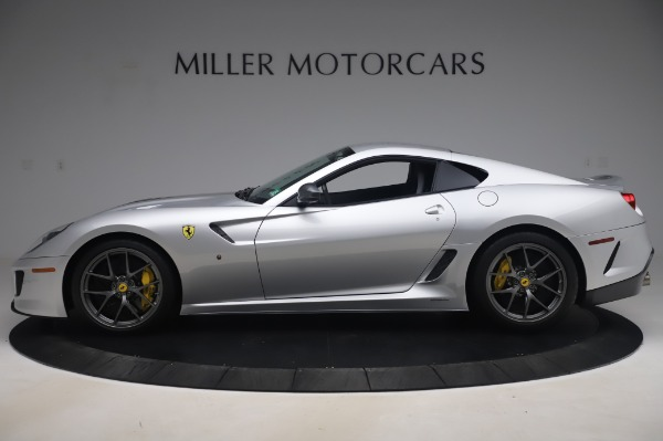 Used 2011 Ferrari 599 GTO for sale $699,900 at Rolls-Royce Motor Cars Greenwich in Greenwich CT 06830 3