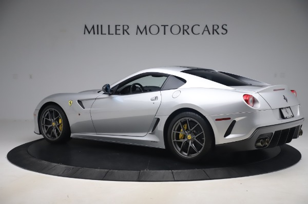 Used 2011 Ferrari 599 GTO for sale $699,900 at Rolls-Royce Motor Cars Greenwich in Greenwich CT 06830 4