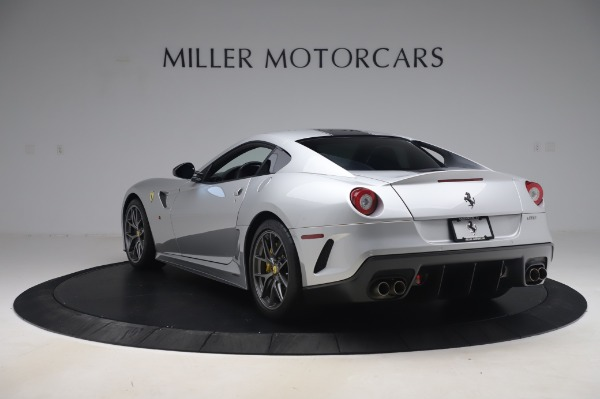 Used 2011 Ferrari 599 GTO for sale $699,900 at Rolls-Royce Motor Cars Greenwich in Greenwich CT 06830 5
