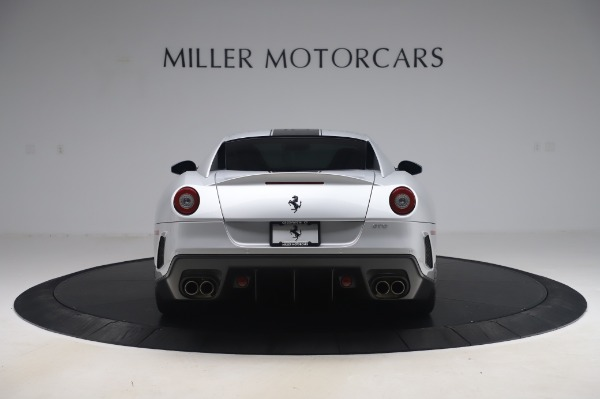 Used 2011 Ferrari 599 GTO for sale $699,900 at Rolls-Royce Motor Cars Greenwich in Greenwich CT 06830 6