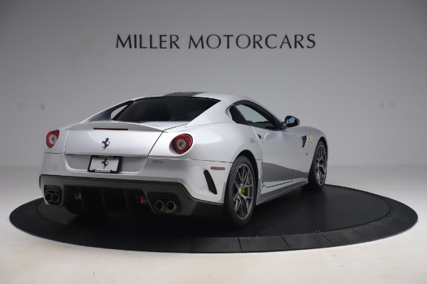 Used 2011 Ferrari 599 GTO for sale $699,900 at Rolls-Royce Motor Cars Greenwich in Greenwich CT 06830 7