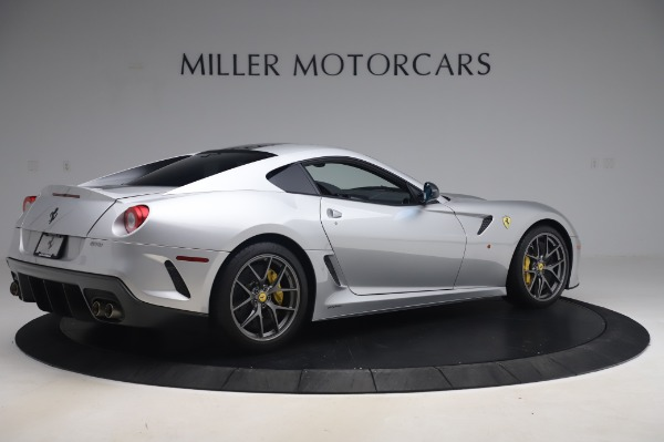 Used 2011 Ferrari 599 GTO for sale $699,900 at Rolls-Royce Motor Cars Greenwich in Greenwich CT 06830 8