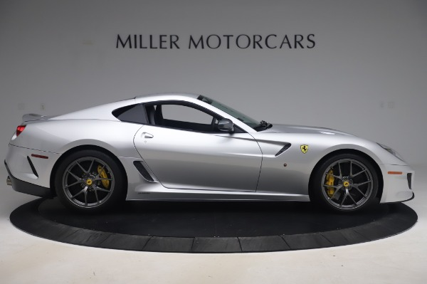 Used 2011 Ferrari 599 GTO for sale $699,900 at Rolls-Royce Motor Cars Greenwich in Greenwich CT 06830 9