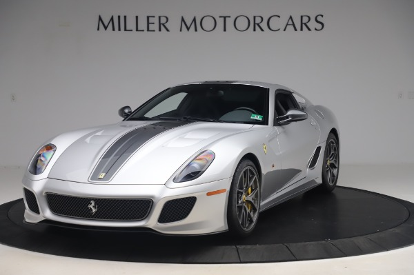 Used 2011 Ferrari 599 GTO for sale $699,900 at Rolls-Royce Motor Cars Greenwich in Greenwich CT 06830 1