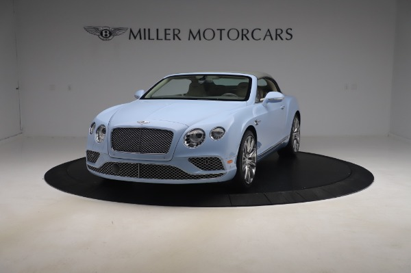 Used 2017 Bentley Continental GT Convertible W12 for sale $169,900 at Rolls-Royce Motor Cars Greenwich in Greenwich CT 06830 14