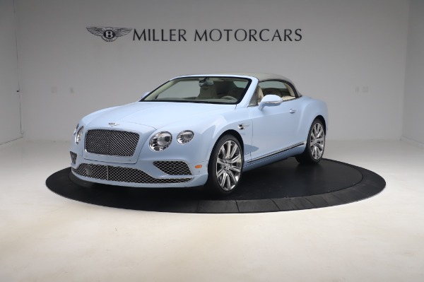 Used 2017 Bentley Continental GT Convertible W12 for sale $169,900 at Rolls-Royce Motor Cars Greenwich in Greenwich CT 06830 15