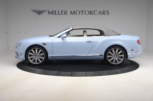 Used 2017 Bentley Continental GT Convertible W12 for sale $169,900 at Rolls-Royce Motor Cars Greenwich in Greenwich CT 06830 16