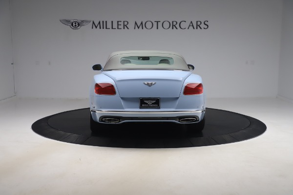 Used 2017 Bentley Continental GT Convertible W12 for sale $169,900 at Rolls-Royce Motor Cars Greenwich in Greenwich CT 06830 19