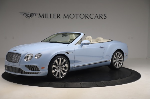 Used 2017 Bentley Continental GT Convertible W12 for sale $169,900 at Rolls-Royce Motor Cars Greenwich in Greenwich CT 06830 2