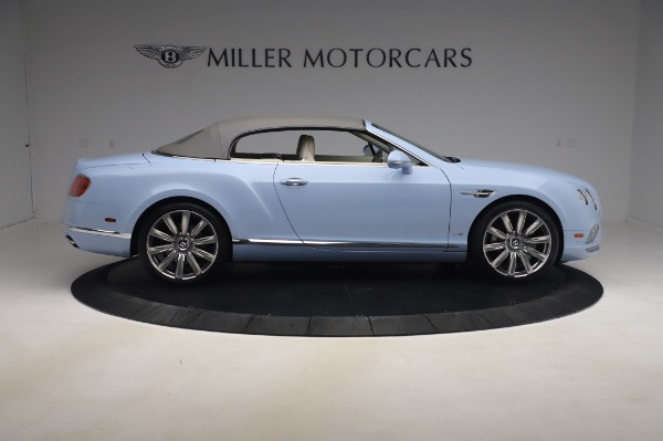 Used 2017 Bentley Continental GT Convertible W12 for sale $169,900 at Rolls-Royce Motor Cars Greenwich in Greenwich CT 06830 22