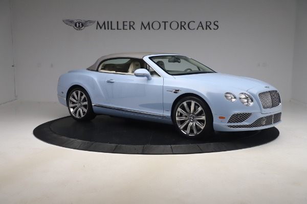 Used 2017 Bentley Continental GT Convertible W12 for sale $169,900 at Rolls-Royce Motor Cars Greenwich in Greenwich CT 06830 23