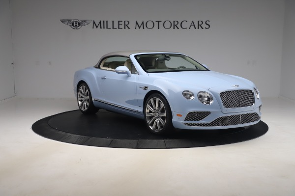 Used 2017 Bentley Continental GT Convertible W12 for sale $169,900 at Rolls-Royce Motor Cars Greenwich in Greenwich CT 06830 24