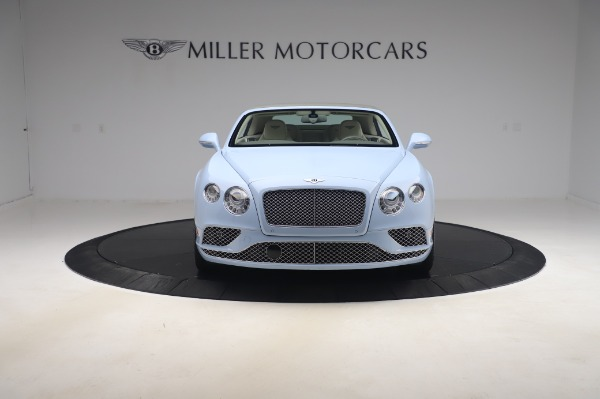 Used 2017 Bentley Continental GT Convertible W12 for sale $169,900 at Rolls-Royce Motor Cars Greenwich in Greenwich CT 06830 25