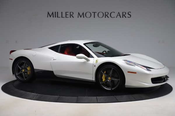 Used 2013 Ferrari 458 Italia for sale Sold at Rolls-Royce Motor Cars Greenwich in Greenwich CT 06830 10