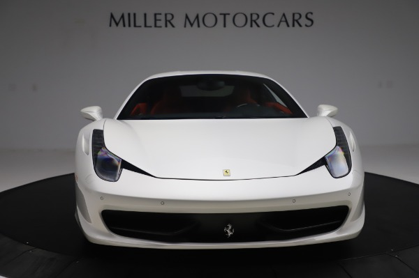 Used 2013 Ferrari 458 Italia for sale Sold at Rolls-Royce Motor Cars Greenwich in Greenwich CT 06830 12