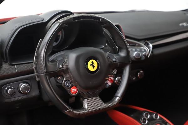 Used 2013 Ferrari 458 Italia for sale Sold at Rolls-Royce Motor Cars Greenwich in Greenwich CT 06830 21