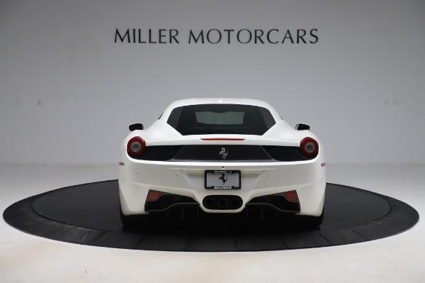 Used 2013 Ferrari 458 Italia for sale Sold at Rolls-Royce Motor Cars Greenwich in Greenwich CT 06830 6
