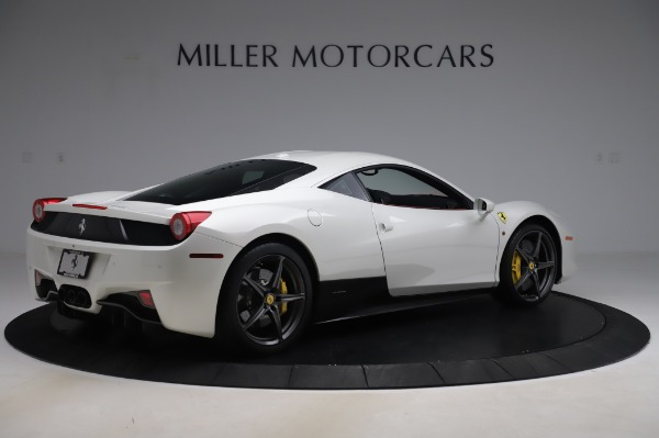 Used 2013 Ferrari 458 Italia for sale Sold at Rolls-Royce Motor Cars Greenwich in Greenwich CT 06830 7
