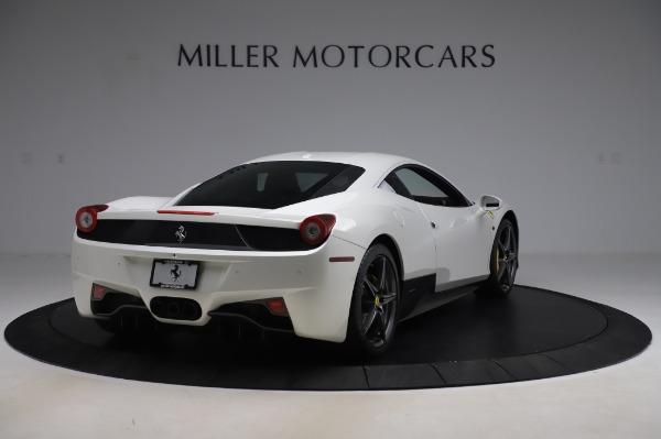 Used 2013 Ferrari 458 Italia for sale Sold at Rolls-Royce Motor Cars Greenwich in Greenwich CT 06830 8