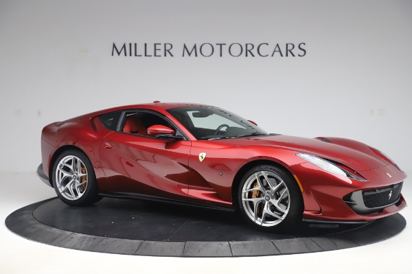 Used 2020 Ferrari 812 Superfast for sale $399,900 at Rolls-Royce Motor Cars Greenwich in Greenwich CT 06830 10
