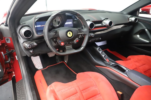 Used 2020 Ferrari 812 Superfast for sale $399,900 at Rolls-Royce Motor Cars Greenwich in Greenwich CT 06830 13