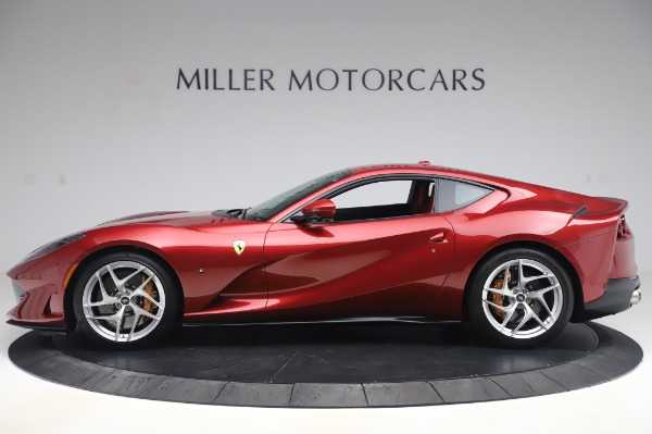 Used 2020 Ferrari 812 Superfast for sale $399,900 at Rolls-Royce Motor Cars Greenwich in Greenwich CT 06830 3