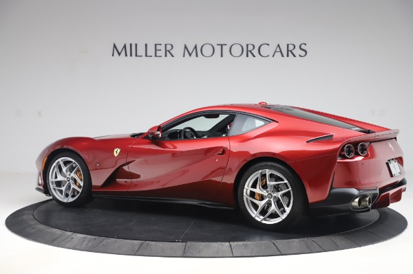 Used 2020 Ferrari 812 Superfast for sale $399,900 at Rolls-Royce Motor Cars Greenwich in Greenwich CT 06830 4