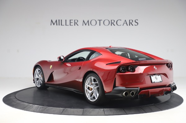 Used 2020 Ferrari 812 Superfast for sale $399,900 at Rolls-Royce Motor Cars Greenwich in Greenwich CT 06830 5
