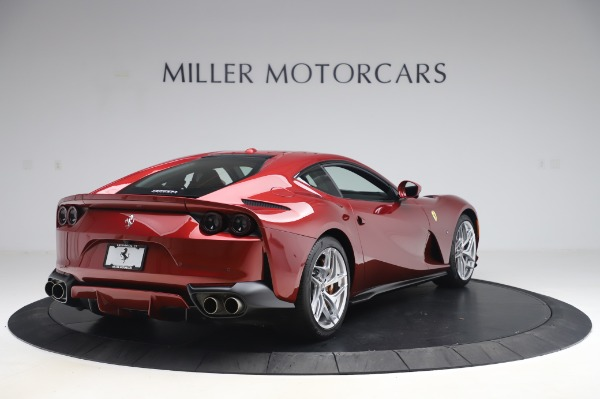 Used 2020 Ferrari 812 Superfast for sale $399,900 at Rolls-Royce Motor Cars Greenwich in Greenwich CT 06830 7