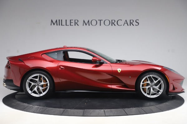 Used 2020 Ferrari 812 Superfast for sale $399,900 at Rolls-Royce Motor Cars Greenwich in Greenwich CT 06830 9