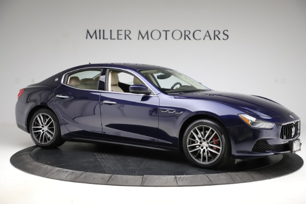 Used 2017 Maserati Ghibli S Q4 for sale Call for price at Rolls-Royce Motor Cars Greenwich in Greenwich CT 06830 10