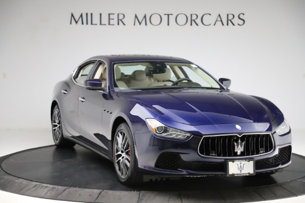 Used 2017 Maserati Ghibli S Q4 for sale Call for price at Rolls-Royce Motor Cars Greenwich in Greenwich CT 06830 11