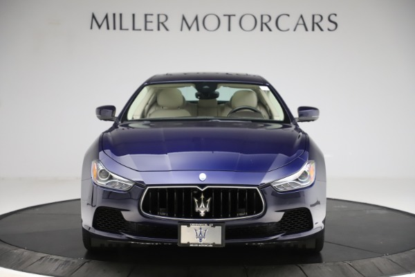 Used 2017 Maserati Ghibli S Q4 for sale Call for price at Rolls-Royce Motor Cars Greenwich in Greenwich CT 06830 12