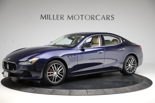 Used 2017 Maserati Ghibli S Q4 for sale Call for price at Rolls-Royce Motor Cars Greenwich in Greenwich CT 06830 2
