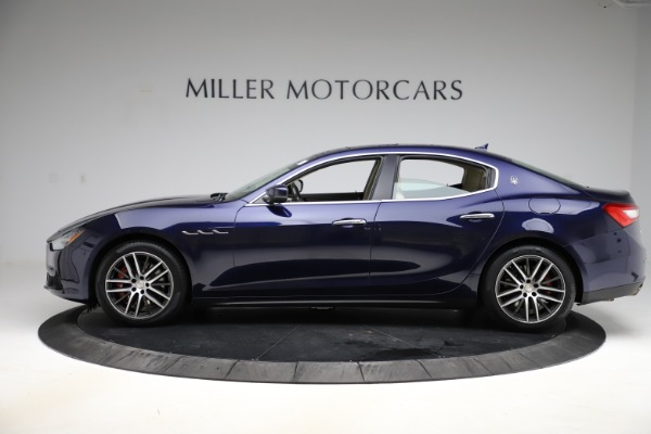 Used 2017 Maserati Ghibli S Q4 for sale Call for price at Rolls-Royce Motor Cars Greenwich in Greenwich CT 06830 3