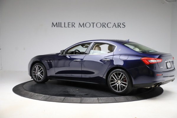 Used 2017 Maserati Ghibli S Q4 for sale Call for price at Rolls-Royce Motor Cars Greenwich in Greenwich CT 06830 4