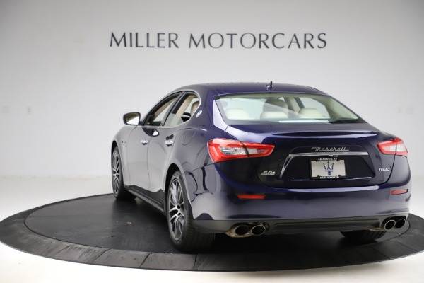 Used 2017 Maserati Ghibli S Q4 for sale Call for price at Rolls-Royce Motor Cars Greenwich in Greenwich CT 06830 5