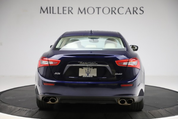 Used 2017 Maserati Ghibli S Q4 for sale Call for price at Rolls-Royce Motor Cars Greenwich in Greenwich CT 06830 6