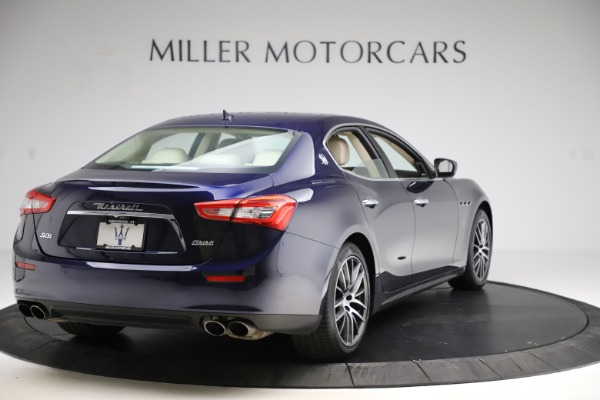 Used 2017 Maserati Ghibli S Q4 for sale Call for price at Rolls-Royce Motor Cars Greenwich in Greenwich CT 06830 7