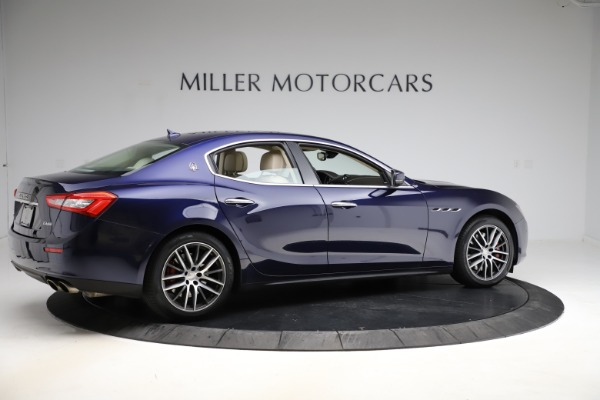 Used 2017 Maserati Ghibli S Q4 for sale Call for price at Rolls-Royce Motor Cars Greenwich in Greenwich CT 06830 8