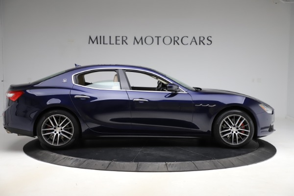 Used 2017 Maserati Ghibli S Q4 for sale Call for price at Rolls-Royce Motor Cars Greenwich in Greenwich CT 06830 9